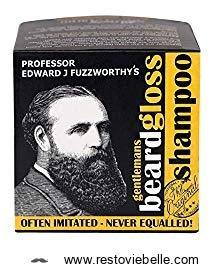 Professor Fuzzworthys Beard Shampoo 1