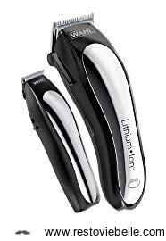 Wahl Clipper Lithium-ion Cordless Clippers #79600-2101
