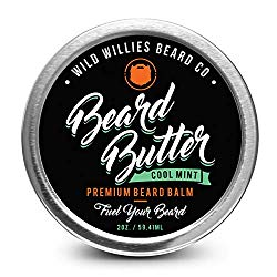 Wild Willie's Beard Balm Leave-in Conditioner Beard Butter