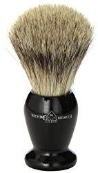 Edwin Jagger Best Badger Shaving Brush With Drip Stand 1
