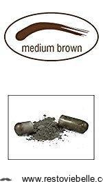 Godefroy Color Tint Kit Medium (Brown) - Best Beard Dye 1