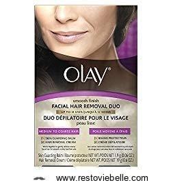 Olay Smooth Finish Facial Hair Removal Duo 1