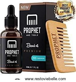 Prophet Tools Beard oil