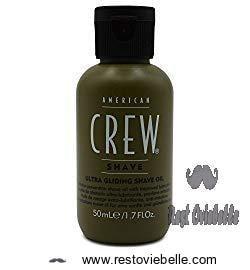 American Crew Ultra Gliding Shave Oil 1