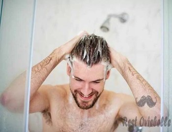 Shampoo and condition for a cleaner scalp  It all starts with a shower