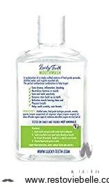 Lucky Teeth Organic Mouth Wash 1