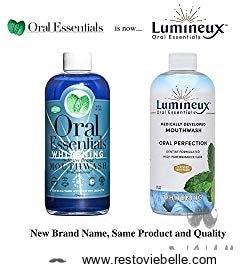Oral Essentials Whitening Mouthwash