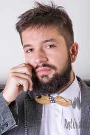 bearded man in a suit - straighten black beard hair s and pictures how to straighten black beard hair