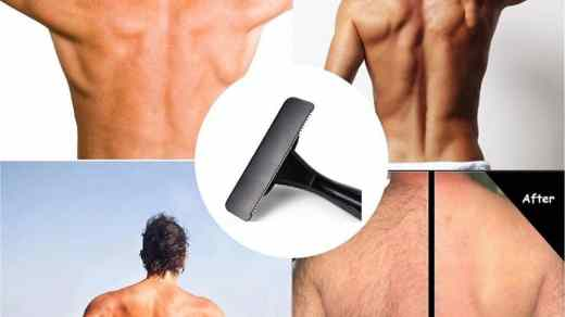 Best Men's Back Shaver