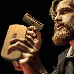 Grow A Beard Brush & Comb Set 1