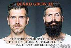 Beard Grow XL&Facial Hair Supplement 1