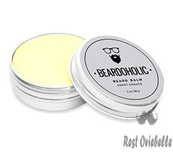 Beardoholic Beard Balm – Sweet Orange