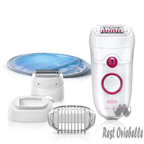 Braun Epilator for Women, Silk-epil