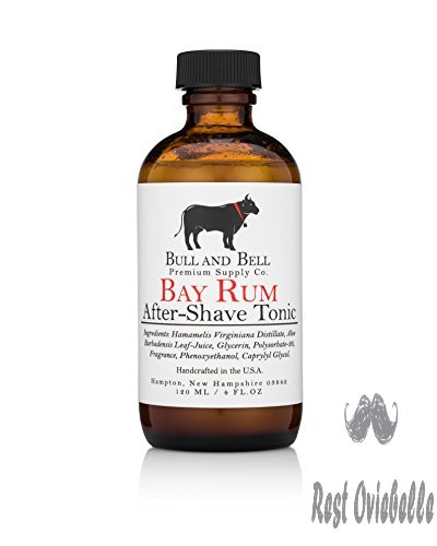 Bull and Bell Aftershave  Image