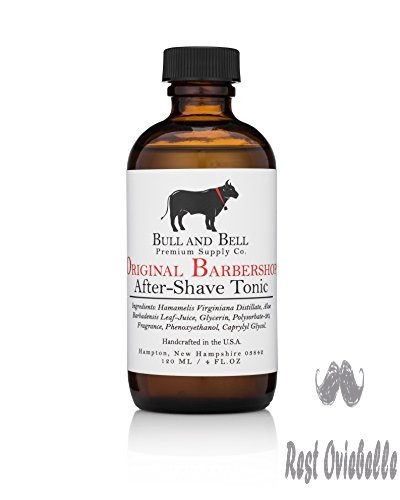 Bull and Bell Aftershave  Image 2