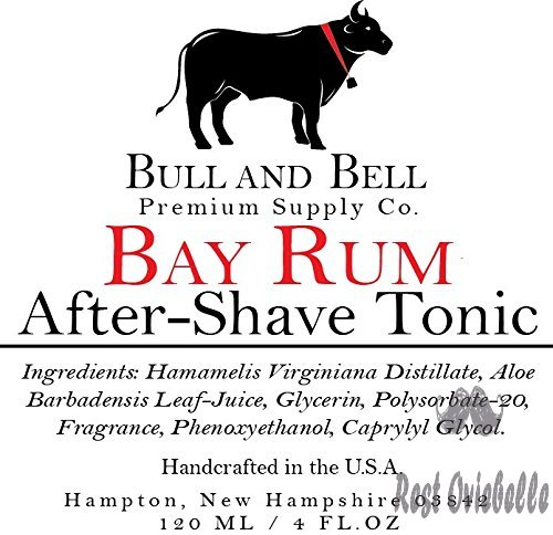 Bull and Bell Aftershave  Image 3