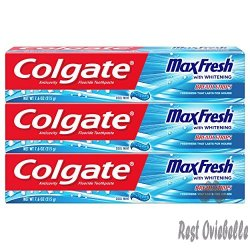 Colgate Max Fresh Toothpaste with