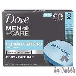 Dove Men+Care Body and Face