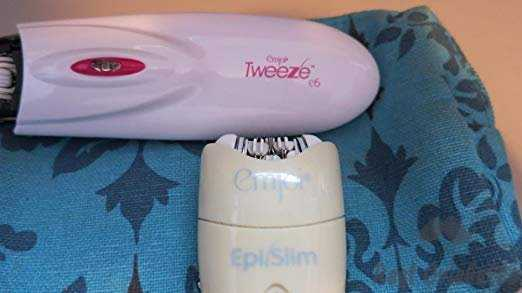 Emjoi Epi Slim Epilator - Battery Operated (Latest Edition) Customer Image 3