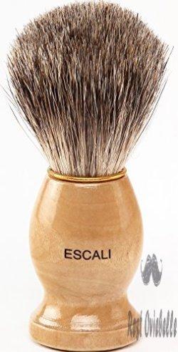 Escali 100% Pure Badger Shaving
