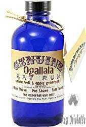 Genuine Ogallala- Bay Rum Aftershave