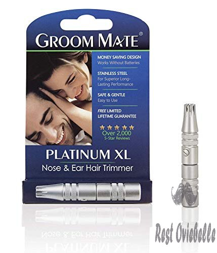 Groom Mate Platinum XL