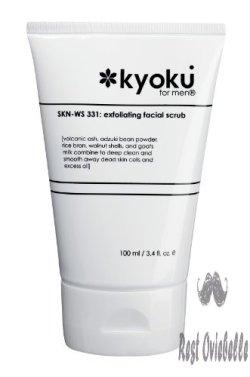 Kyoku For Men Exfoliating Facial