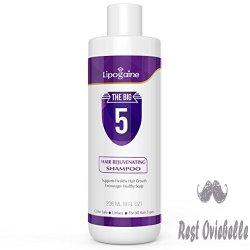 Lipogaine Hair Stimulating Shampoo for