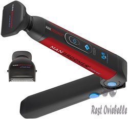 Mangroomer œ Lithium Max Plus Back Hair Shaver
