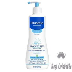 Mustela Gentle Cleansing Gel, Baby