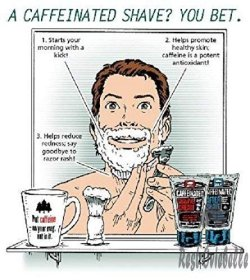 Pacific Shaving Company Caffeinated Shaving Cream 1
