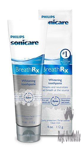 Philips Sonicare Breathrx Whitening Toothpaste