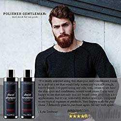 Polished Gentleman Beard Growth and Thickening Shampoo 1