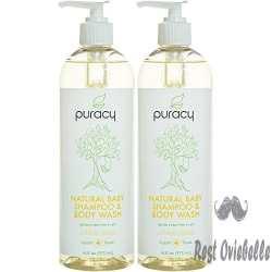 Puracy Baby Shampoo & Natural