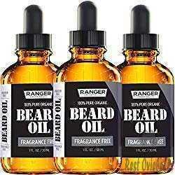 Ranger Beard Oil by Leven Rose 1