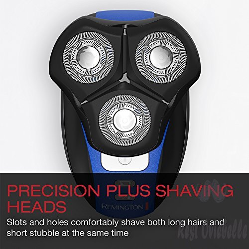 Remington XR1400 Verso Wet & Dry Men's Shaver & Trimmer Grooming Kit, Men's Electric Razor, Facial Cleaning Brush, Beard Trimmer  Image 4