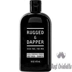 Rugged & Dapper Body Wash- Best Body Wash For Odor