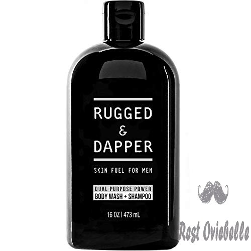 RUGGED & DAPPER Dual-Purpose Body