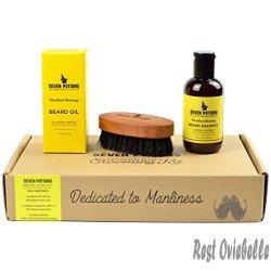 Seven Potions Beard Grooming Set 1