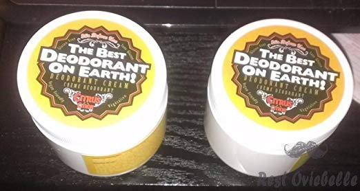 The Best Deodorant On Earth! By RazoRock - Citrus Customer Image