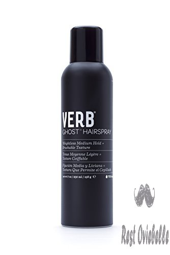 VERB GHOST HAIRSPRAY Weightless Medium Hold + Brushable Texture