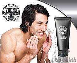 Viking Revolution Microdermabrasion Face Scrub for Men 2