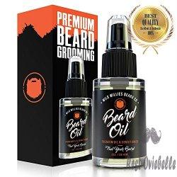 Wild Willies Beard Oil for