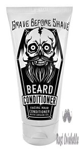 Grave Before Shave Facial Hair Conditioner