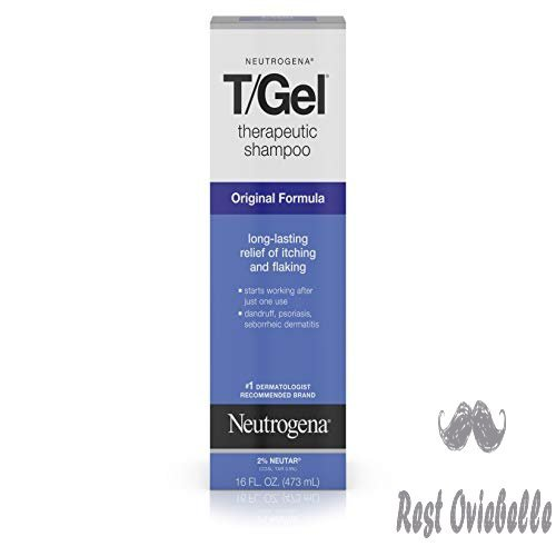 Neutrogena T/Gel Therapeutic Shampoo Original