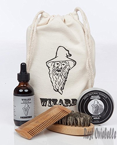 Wizard Beard Grooming Care