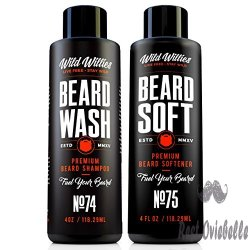 Beard Wash and Conditioner Bundle