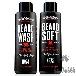 Wild Willies Beard Wash and Conditioner