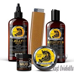 Bossman complete Beard Kit