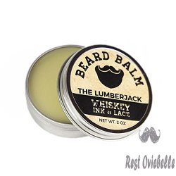 Whiskey ink and lace beard balm